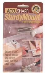 AccuSharp® Sturdy Mount Knife Sharpener