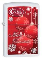 Case® Christmas Red Ornaments
